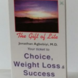 Gift of Lite - Audio program for success, weight loss, happiness