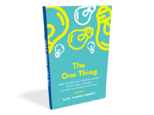 The One Thing-Dr. Agbebiyi